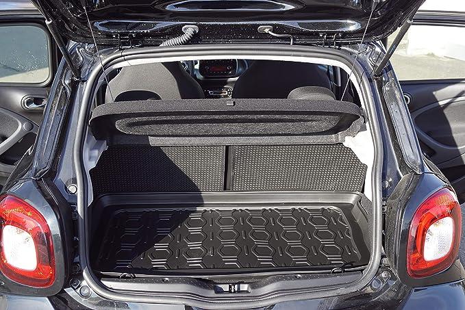 Thomatex Kofferraumw Smart 453 L E5 Tpe Kofferraumwanne Passend Für Forfour 453 Auto