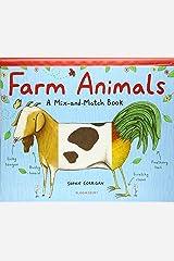 Farm Animals: A Mix-and-Match Book (Mix & Match Book) Hardcover