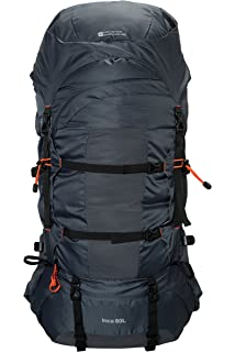 9048165206 Mountain Warehouse Inca Extreme 80 Litres Rucksack - Hardwearing Backpack