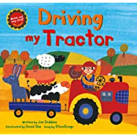 Driving My Tractor (with CD)