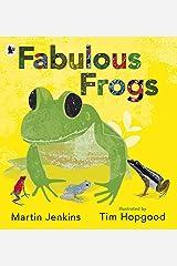 Fabulous Frogs Paperback