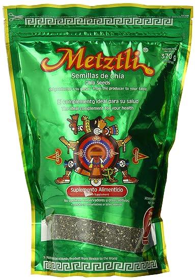 Metztli Chia Seeds, 13.02 Ounce