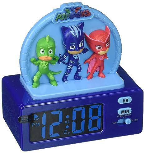 PJ Masks Alarm Clock