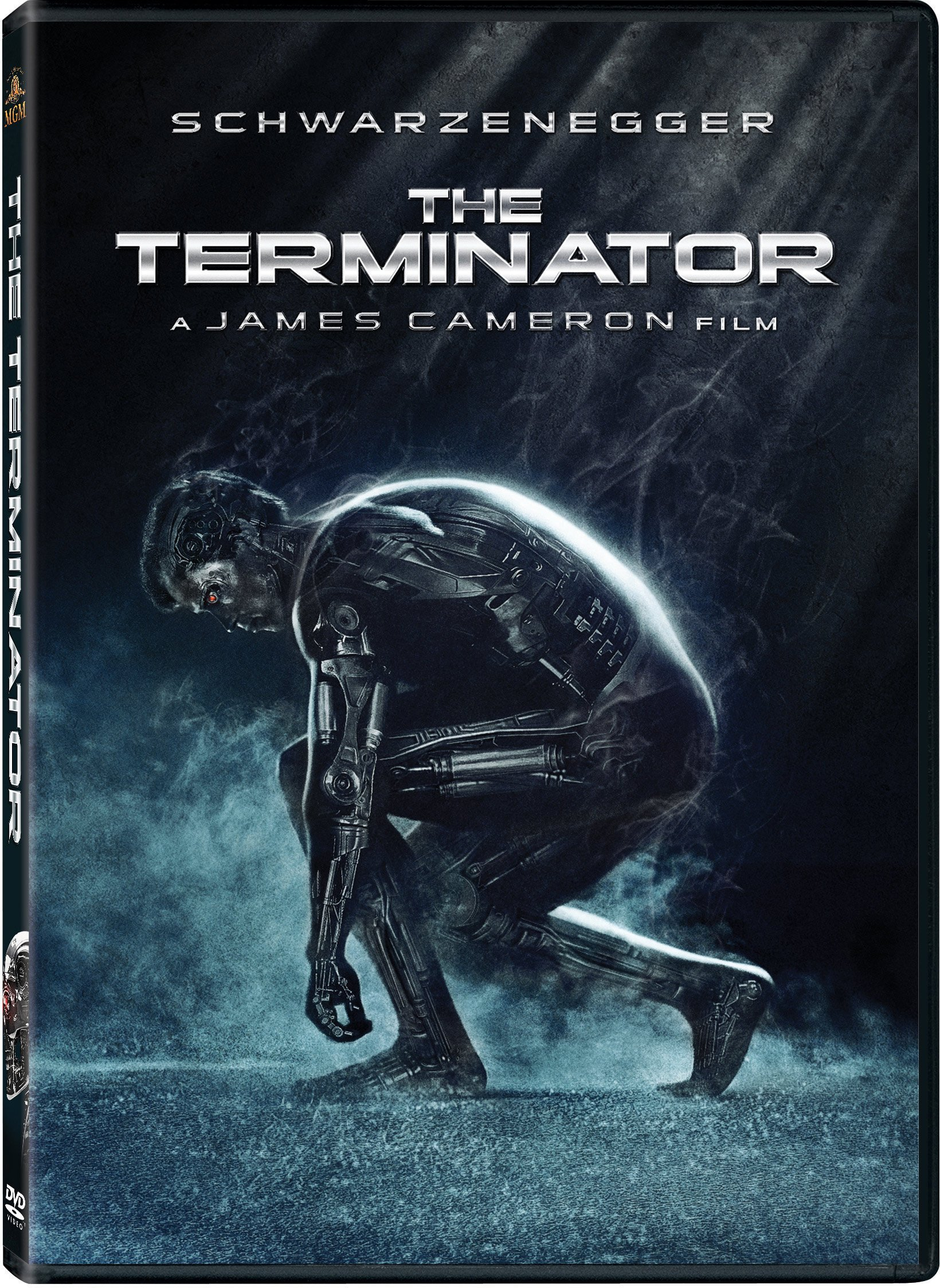 DVD : The Terminator (Widescreen, Mono Sound, Dolby)