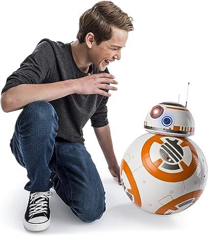 Action Figures Displays Toys Kids Collectibles Replica NIB Star Wars BB-8