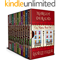 Margot Durand Cozy Mystery Boxed Set: Books 1 - 12