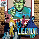 img - for LEGION (1989-1994) (Issues) (50 Book Series) book / textbook / text book