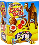 Fini Extra Sour Camel Balls Bubble Gum, 200 Count