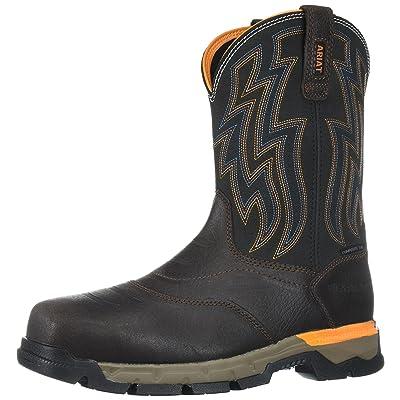 ARIAT Men's Rebar Flex Western Composite Toe Work Boot   Industrial & Construction Boots