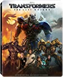 Transformers: L'Ultimo Cavaliere (Steelbook) (Blu-Ray)