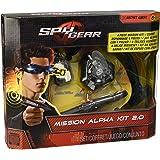 Spy Gear - 6022195 - Accessoire de Déguisement - Coffret Mission Alpha