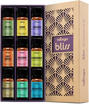 Natrogix Bliss Essential Oils Set
