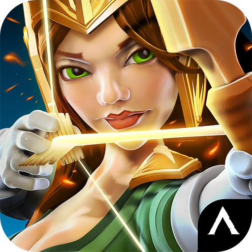 Arcane Legends - Edge Mobile Network