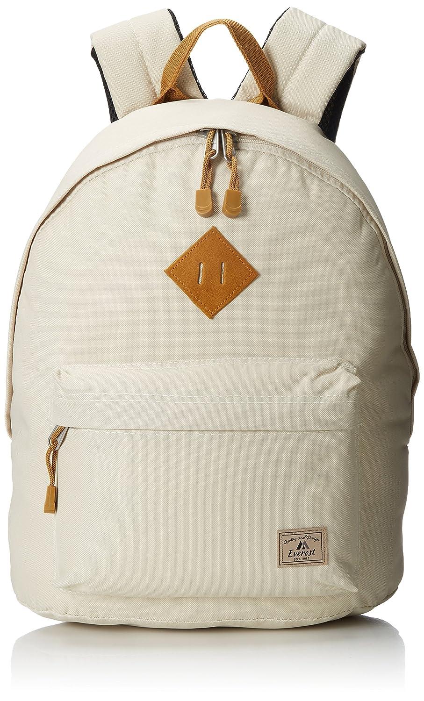 Everest Vintage Backpack, Black, One Size EVFDS 1045RN-BK