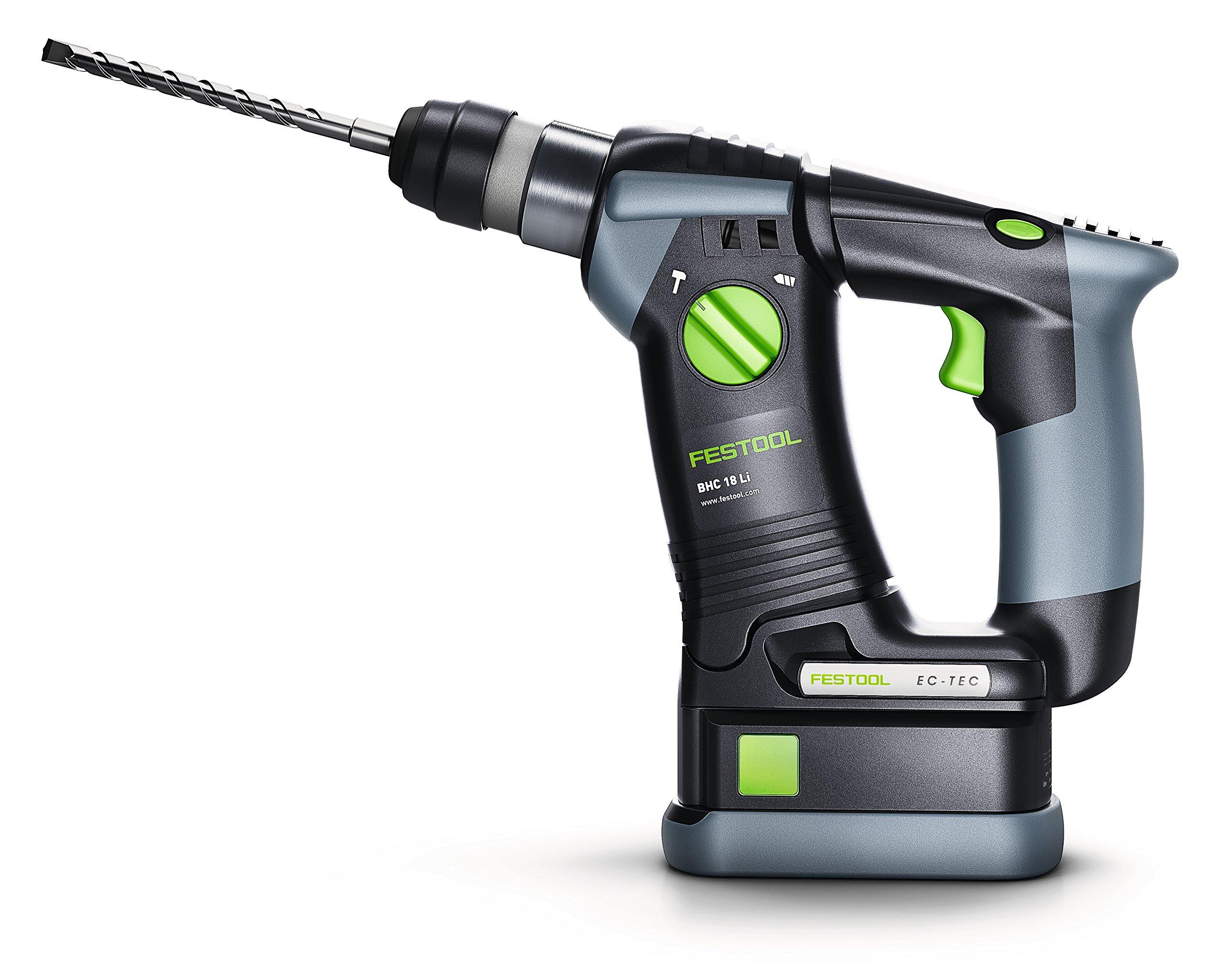 Festool BHC18Li5.2 Set 564598 Cordless Hammer Drill
