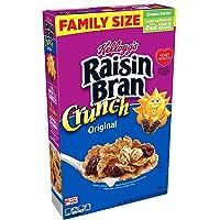 Deals on 16-Pack Kelloggs Raisin Bran Crunch Breakfast Cereal 22.5 Oz