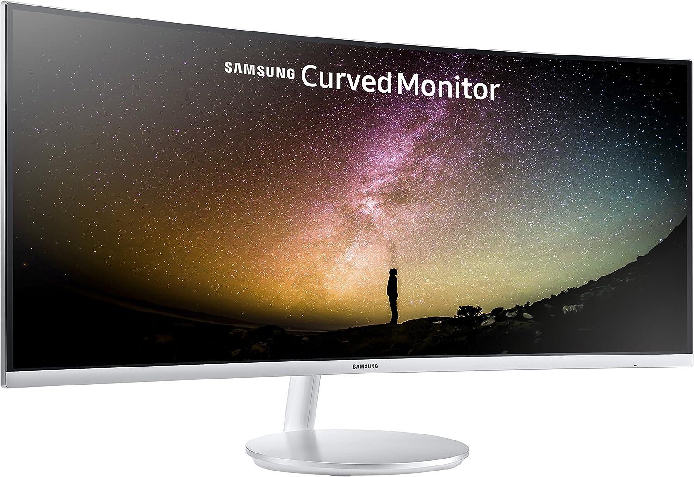 Samsung LC34F791WQNXZA - Monitor curvo panorámico de 34