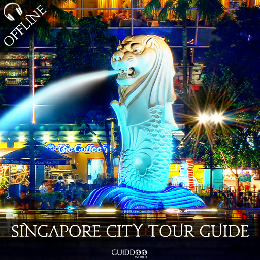 Singapore City Guide Travel App