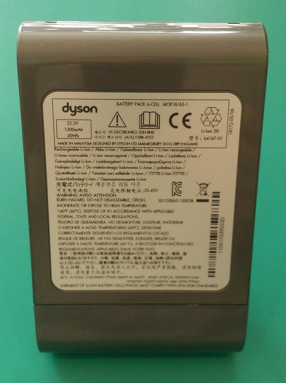 Original batería para aspiradora Dyson DC35, DC35 Slim, DC 35 ...