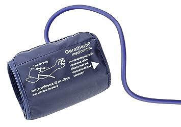 Geratherm - Manguito de repuesto para tensiómetro med control GT-5907: Amazon.es: Salud y cuidado personal