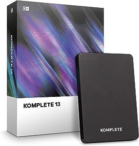 Native Instruments ネイティブインストゥルメンツ/KOMPLETE 13