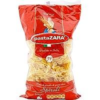 Pasta Zara厨乐意大利面条(#57单色螺丝型)500g(意大利进口)(新老包装随机发货)