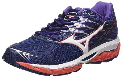 Womens Wave Paradox 4 W Gymnastics Shoes, Blue Mizuno
