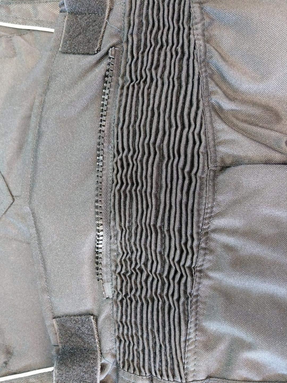 certifi/é CE Noir Bikers Gear UK Pantalon renforc/é en Cordura Jazz Femme imperm/éable W28//L30