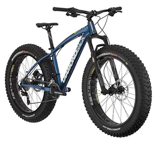 DB El Oso Complete Fat Bike