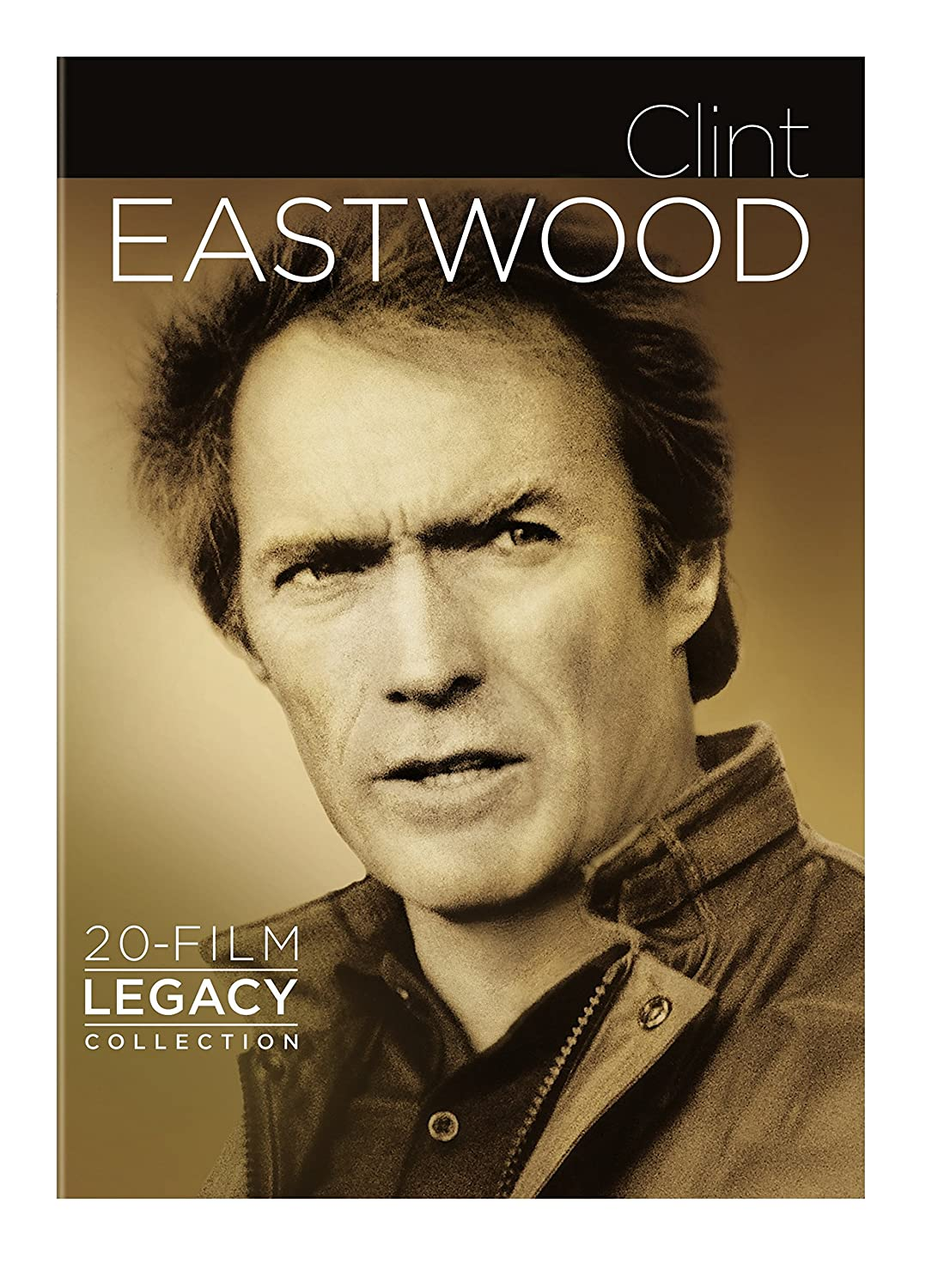 amazon com clint eastwood legacy collection 20pk various movies