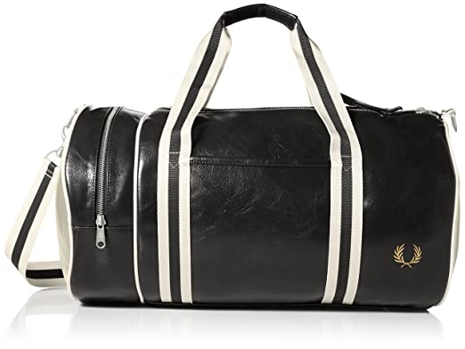 Fred Perry Classic Barrel Bag  Amazon.co.uk  Sports   Outdoors fc43c85500a68