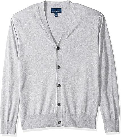 Marca Amazon - Buttoned Down - Cárdigan ligero de algodón Supima ...