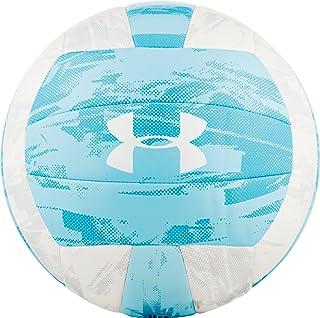 Under Armour 295Sable/Beach Volley, Blanc/Vert, Taille Officielle Composite Blanc/Bleu Official Size PSI 91 Inc. VB 277