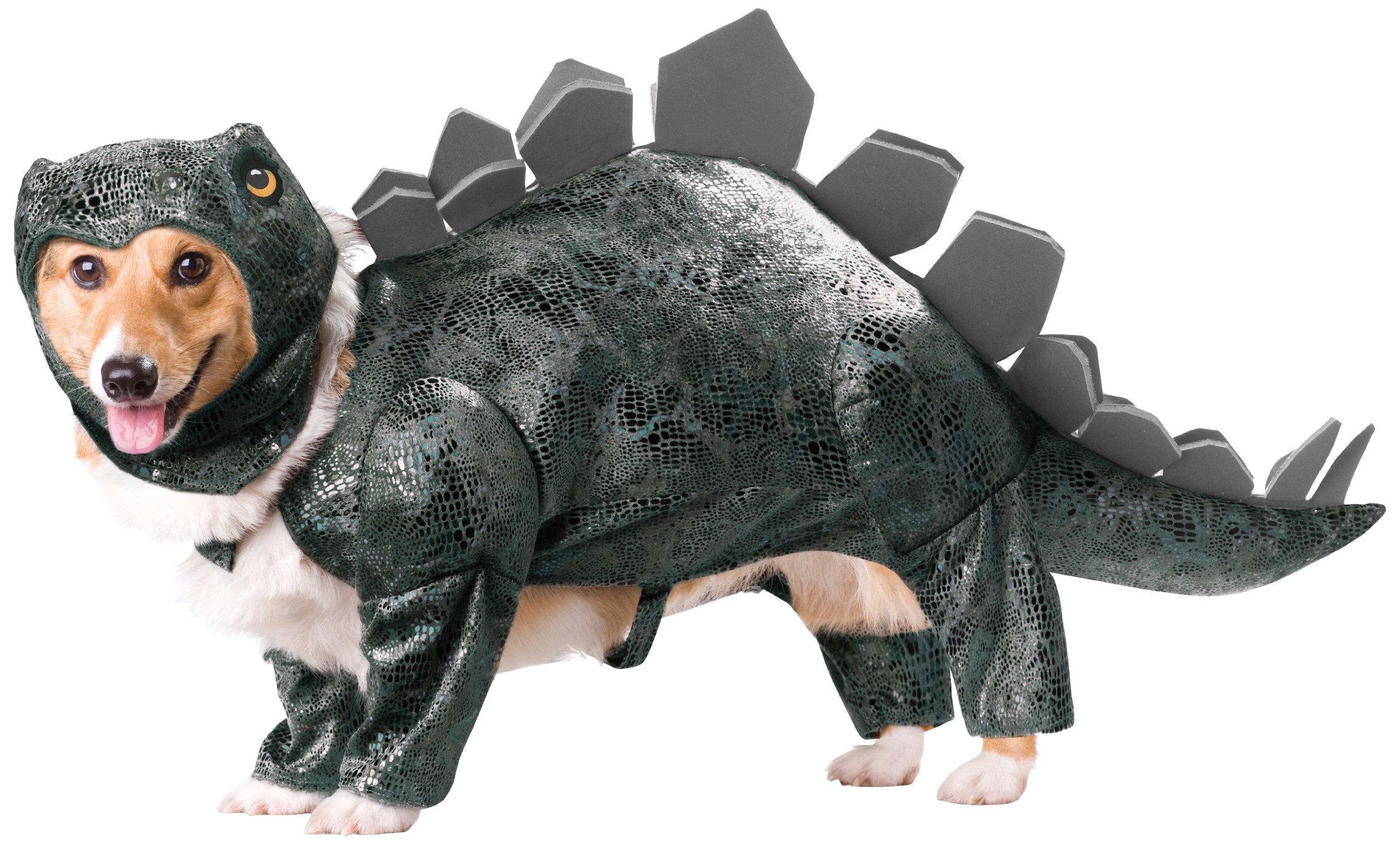 Animal Planet PET20105 Stegosaurus Dog Costume, Large