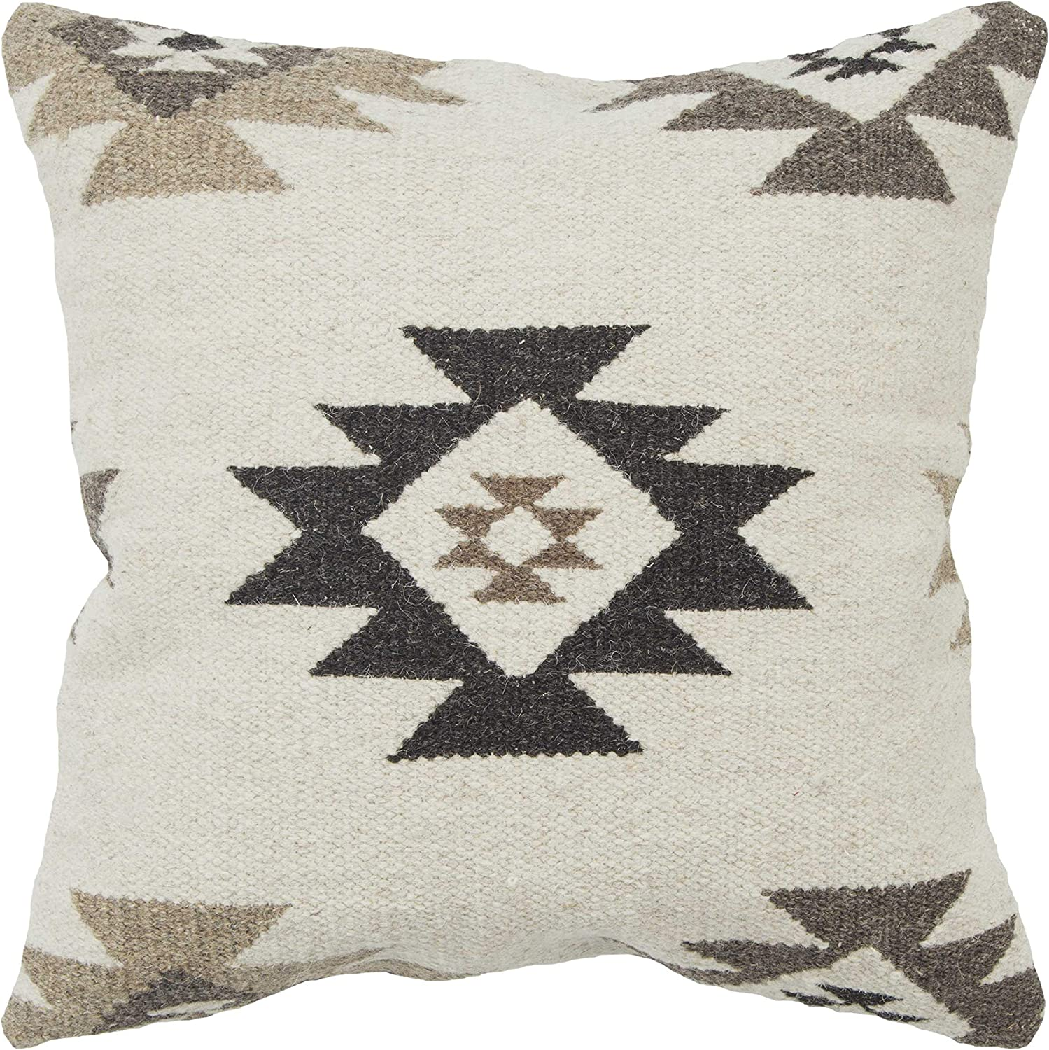Rizzy Home T13806 Decorative Pillow, 22