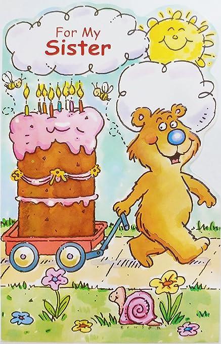 realmente gran tarta de cumpleaños