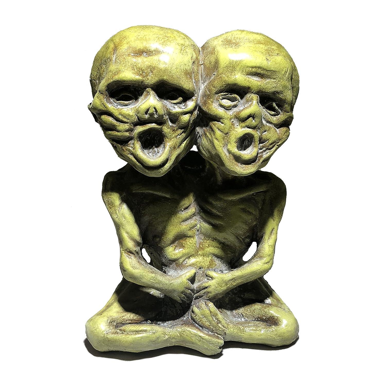 Asylum Zone Siamese Twin Egyptian Pygmy Mummy