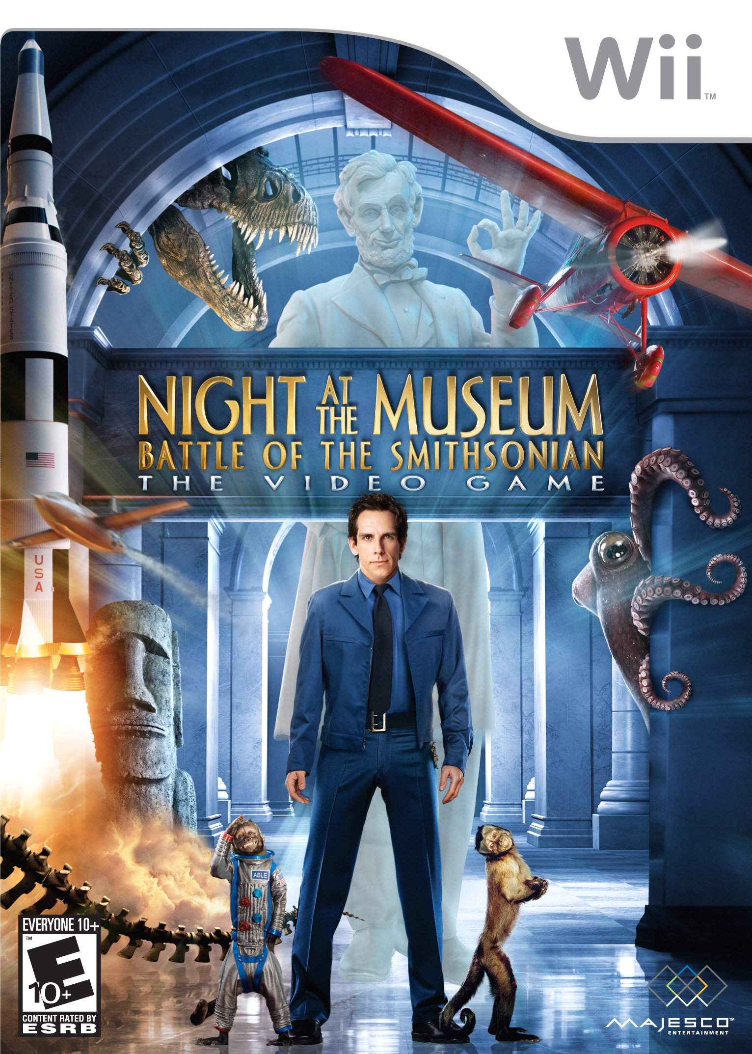 Majesco-Night At The Museum: Battle Of The Smithsonian
