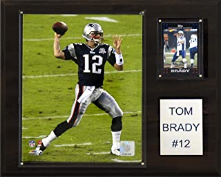 product image for NFL Tom Brady New England Patriots Player Plaque