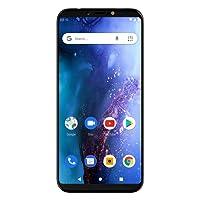 "Blu Vivo Go Factory - Teléfono Desbloqueado (Pantalla de 6,0"", 16 GB), Color Negro"