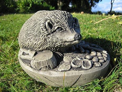 Rupert The Bear Stone Garden Ornament