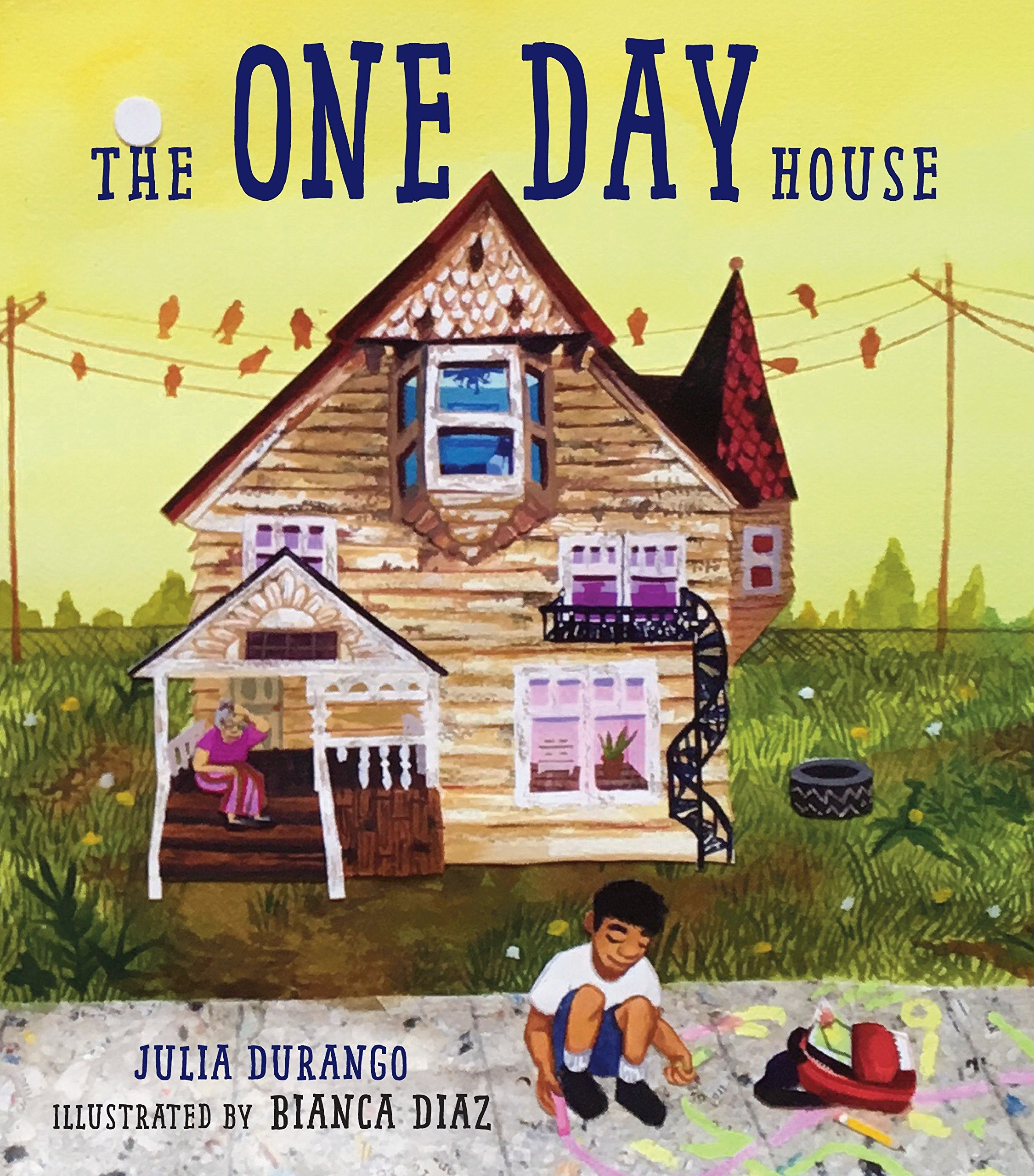 Download The One Day House ebook
