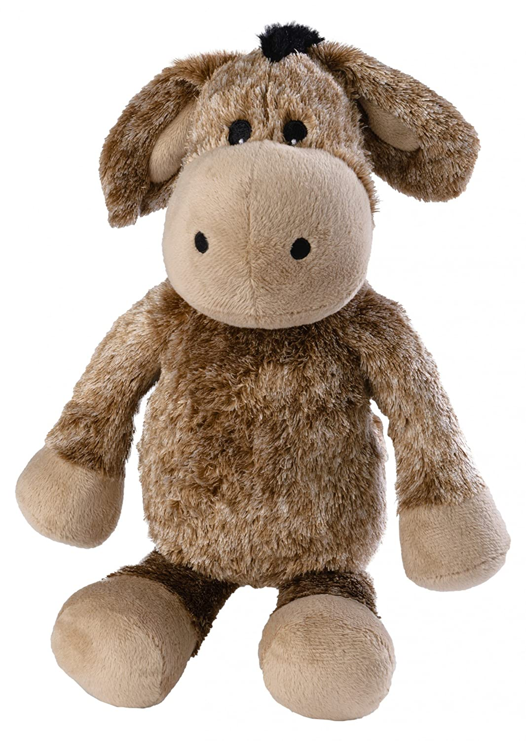 Warmies Beddy Bears Donkey with Lavender Scent Motley BabyCentre