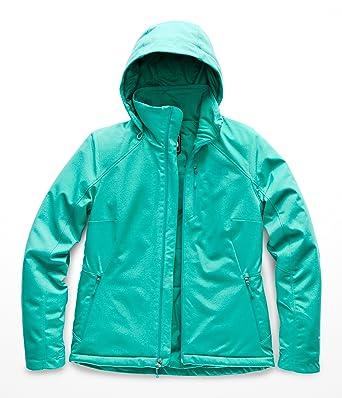 4053683d71 The North Face Women s Apex Elevation 2.0 Jacket - Kokomo Green Heather - XS