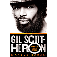 Gil Scott-Heron: Pieces of a Man book cover