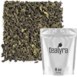 Tealyra - Tie Guan Yin - Oolong Loose Leaf Tea - Iron Goddess of Mercy - Organically Grown - Healing Properties - Best…