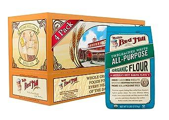 Retro 100/% Organic Flour Bread Canister