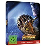 The Avengers 3 3D (2018) [Blu-ray]
