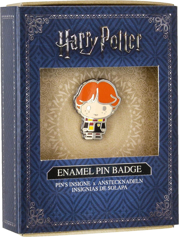 Paladone 5055964716745 Ron Weasley - Pin de Esmalte basado en la Serie Harry Potter, Amigos y Familiares