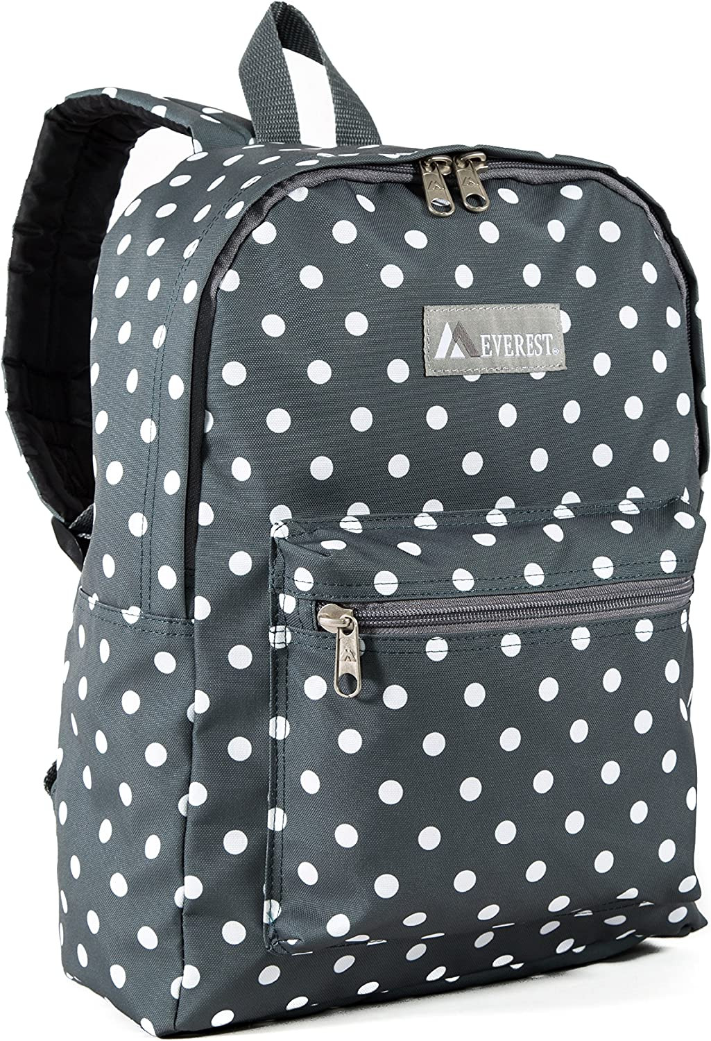 Everest Kids' Basic Pattern Backpack